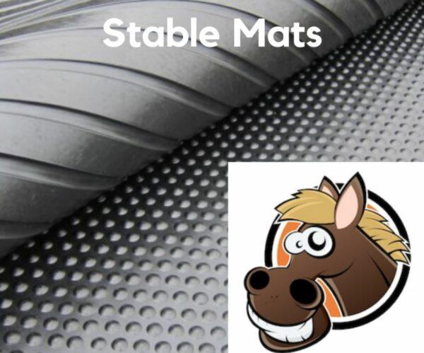 Horse Stable Mats