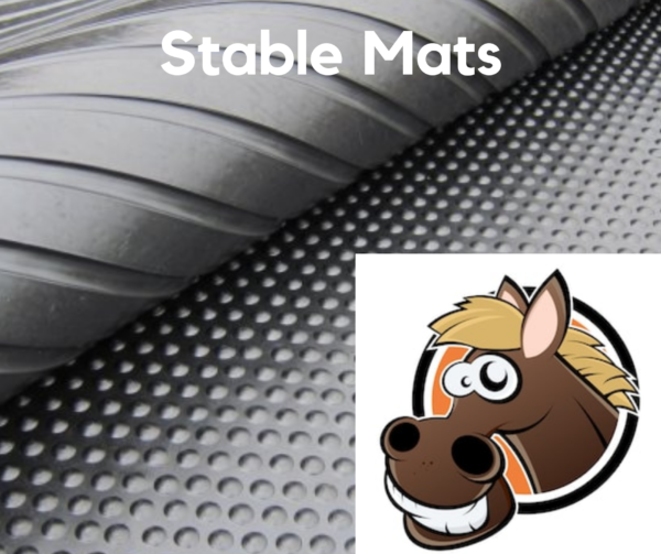 17nn stud dot rubber stable mats