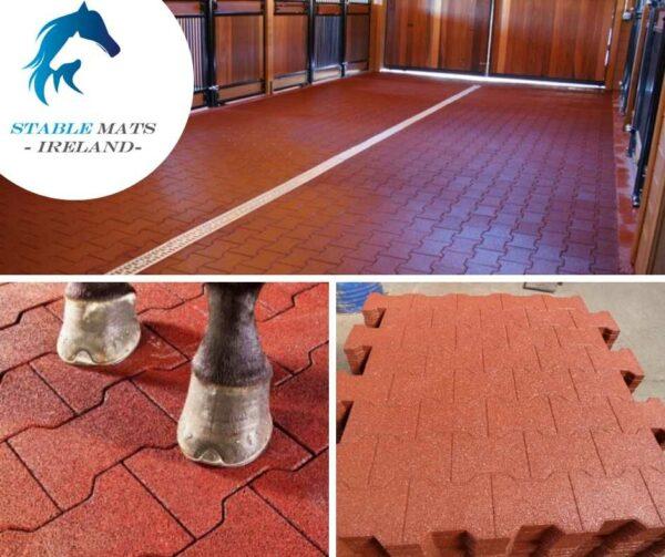 Stable mats rubber ireland jigsaw