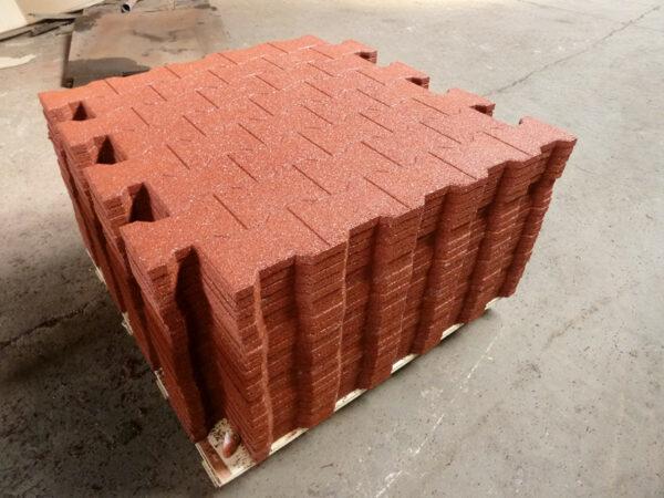 dog bone rubber tiles